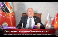 Türkiye Emekliler Derneği neler yapıyor?