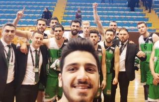 Gemlik Basket Erzurum'da Galip