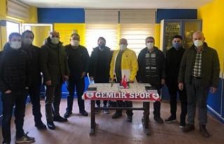 Fenerbahçeliler Derneği'nde Emir Ertem Güven...