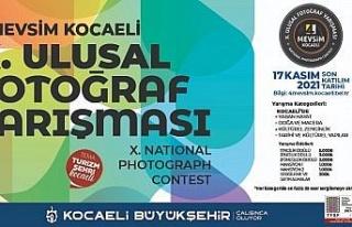 '4 Mevsim Kocaeli' fotoğraf yarışması...