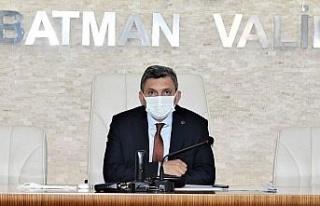 Batman Valiliği'nden 'kısmi kapanma'...