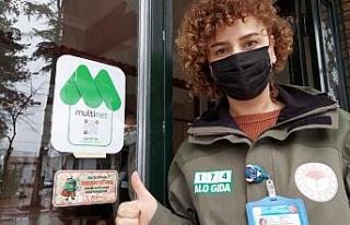 Bursa'dan 'Gıdanı Koru' kampanyasını...