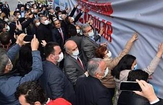 CHP Bursa'da kaldırılan '128 milyar dolar...