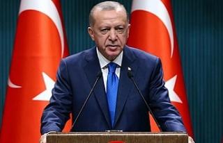 Cumhurbaşkanı Erdoğan'dan bayram ikramiyesi...