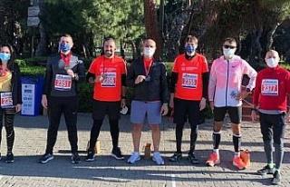 EGİAD üyeleri Maratonİzmir'de 'sürdürülebilirlik'...