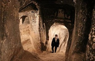 Gaziantep Kalesi'nde zamanda yolculuk