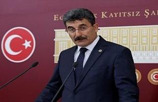 İYİ Parti'den Muhsin Yazıcıoğlu için kanun...