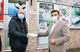 Kocaeli'de esnaf destek paketi bir ay daha uzatıldı