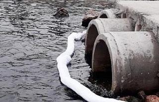 Kocaeli Plajyolu Sahili'ndeki kirliliğin sebebi...