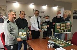 Kocaelispor'un tarihi dergi oldu
