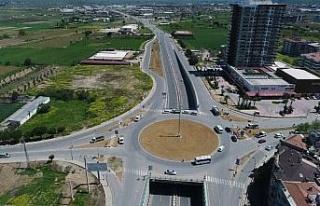 Manisa Büyükşehir'den 'peyzaj' atağı