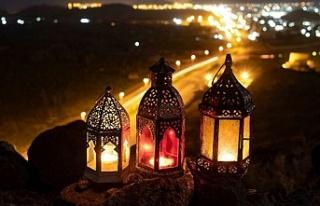 Ramazan genelgesi! 81 ile gönderildi