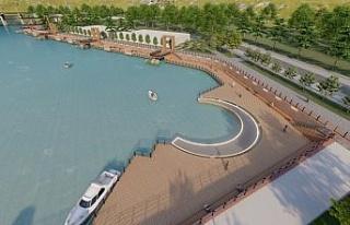 Sakarya Nehri kıyısı yeni yaşam alanı olacak
