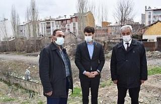 Sivas Belediyesi'nden haşere mücadelesi