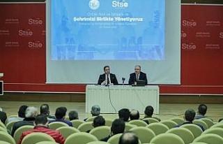 Sivas'ta inşaat sektörü 'ortak akıl'da...