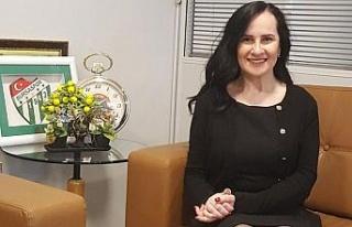 Türk Metal Bursa Şubesi'ne kadın başkan