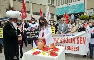 Türk Sağlık-Sen'den Kocaeli'de Nasreddin...