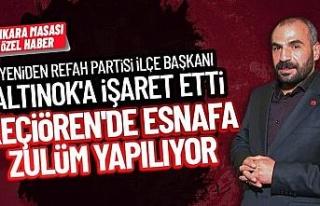 """Yeniden Refah: """"Ankara Keçiören'in en..."""
