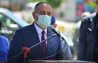 Başkan Sertaslan'dan 19 Mayıs töreninde sert...