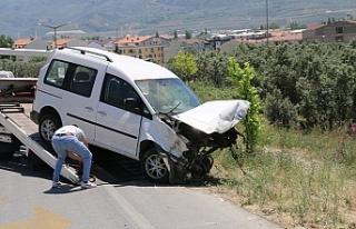 Gemlik'te feci kaza.! 17 yaşındaki sürücü...