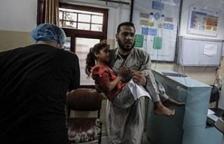 İsrail saldırılara devam ediyor!