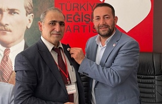 Özcan Yerlikaya Türkiye Değişim Partisi İlçe...