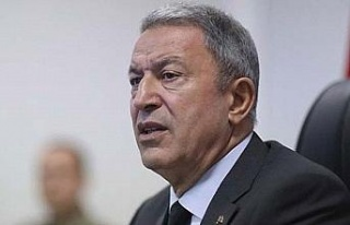 Bakan Akar'dan Afganistan açıklaması