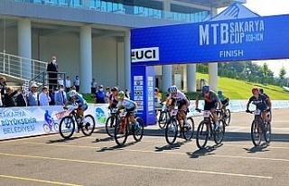 MTB Cup heyecanı Sakarya'da Ayçiçeği Bisiklet...