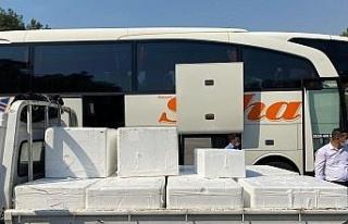 DOSABSİAD'dan afet bölgesine ihtiyaç malzemesi