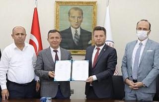 Kayseri'de sağlık işçilerinin toplu sözleşme...