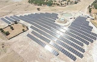 Manisa'da MASKİ'den tasarruflu çevreci yatırımlar
