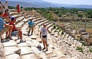 Türkiye, ziyaretçi sayısında İspanya'yı geçti