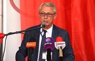 Yeni başkan Sedat Gürle oldu