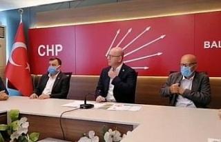 """CHP: """"Balıkesir'de tarım ve hayvancılık..."""