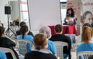 Gülten Akın'ın yaşam mücadelesi kadınlara...