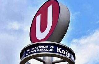 İstanbul'da metronun simgesi değişti