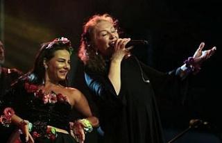 İzmit Kadın Festivali'nde final Suzan Kardeş'ten