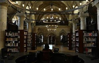 Kayseri Büyükşehir kütüphanelerine büyük ilgi