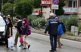Kocaeli Zabıtası'ndan okul önlerinde tedbir