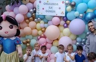 """Osmangazi'de """"Okulumda ilk günüm""""..."""