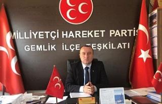 """Özcanbaz: """"Belediye başkanı şov yapmaya devam..."""