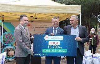 İzmir İl Tarım ve Orman Müdürlüğü üreticilere...