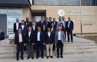 Marmara Kalkınma Ajansları BEBKA'da buluştu