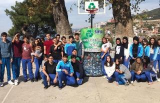 Gemport Anadolu Lisesinde Geleceğini Çöpe Atma...