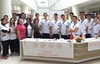 Gemlik Devlet Hastanesi'nde Hasta Hakları Günü...