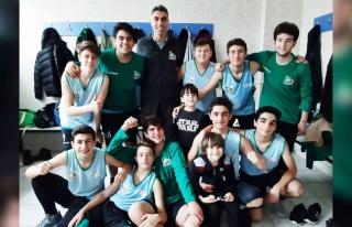 Budo Gemlik Basketbol U16 Ligi 2.Bitirdi