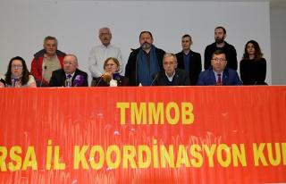 TMMOB Bursa İKK'danMKS Marmara Kapasite Artışı...