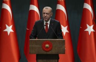 Erdoğan Yeni Kısıtlamaları Duyurdu