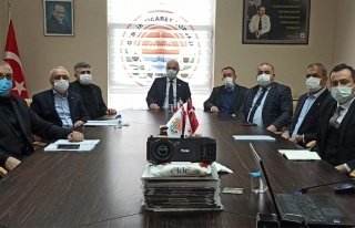 Coğrafi İşaret Toplantısı Borsa'da Yapıldı