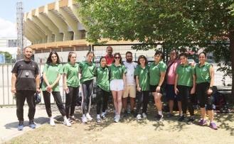 Sakarya Büyükşehir'in sporcuları başarıdan başarıya koşuyor